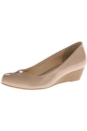 CL by Chinese Laundry Damen Marcie Keilpumps, (New Nude Patent)