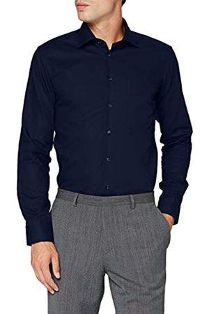 Seidensticker Herren Business Bügelfreies Hemd mit sehr schmalem Schnitt - X-Slim Fit