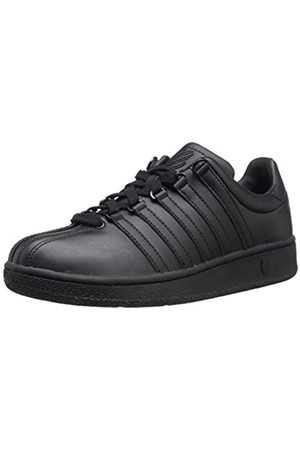 K-Swiss Classic Vn, Damen Sneakers, (Black/Black)