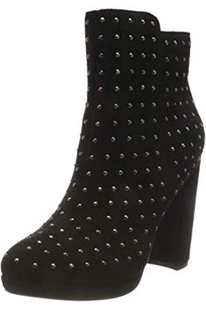 Buffalo Damen Melinda Mode-Stiefel, Black