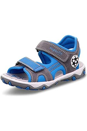 Superfit Superfit Mike 3.0 Riemchensandalen, HELLGRAU/BLAU