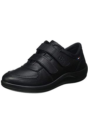TBS Damen Accroc Sneaker, Noir