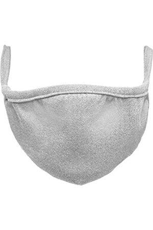 Build Your Brand Urban Classics Unisex-Adult Cotton Face Mask 2-Pack Alltagsmaske