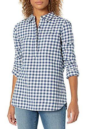 Goodthreads Brushed Flannel Popover dress-shirts