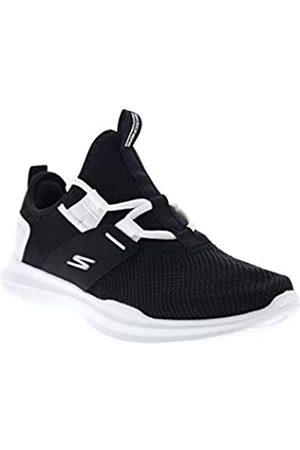 Skechers Skechers Go Run Mojo - Enforce Sneaker für Damen, Schwarz (schwarz / weiß)