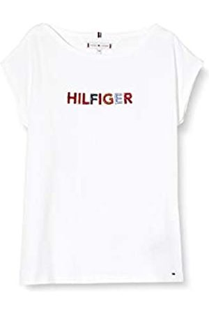 Tommy Hilfiger Tommy Hilfiger Mädchen Multi Colour Tommy Graphic Tee T-Shirt