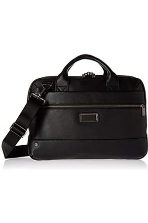 Briggs & Riley Travelware Briggs & Riley Unisex-Erwachsene Leather Slim Brief Aktentasche