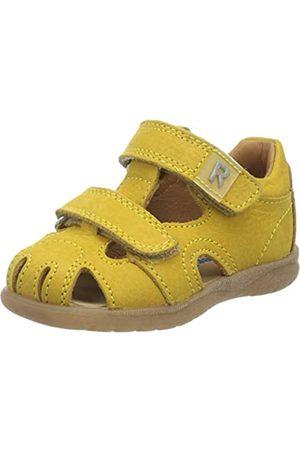 Richter Kinderschuhe Richter Kinderschuhe Mädchen Babel Geschlossene Sandalen, Gelb (Sunny 5400)