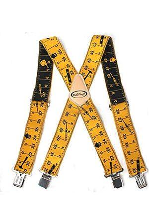 Melo Work Gear Herren-Hosenträger, 5,1 cm breit, verstellbare und elastische Hosenträger