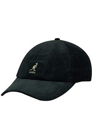 Kangol Classic Corduroy Baseballcap Basecap Cordcap Kordkappe Cap Mütze Baumwollcap Kordmütze (One Size - dunkelgrün)