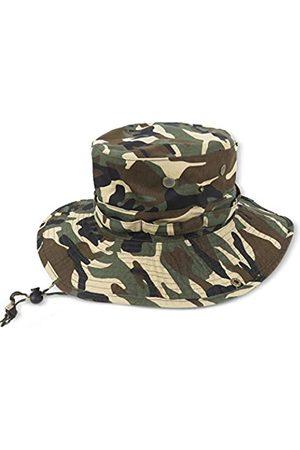 Phaiy Phaiy Fischerhut, breite Krempe, UV-Schutz, Sonnenhut, Boonie, Hüte, Angeln, Wandern, Safari