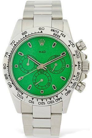 "MAD Paris 40mm Uhr ""rolex Co-lab Daytona"""
