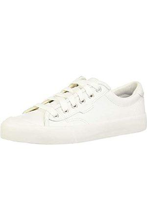 Keds Damen Crew Kick 75 Leather Sneaker, White
