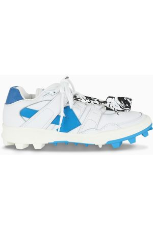 OFF-WHITE ™ White/blue Mountain Cleats sneakers