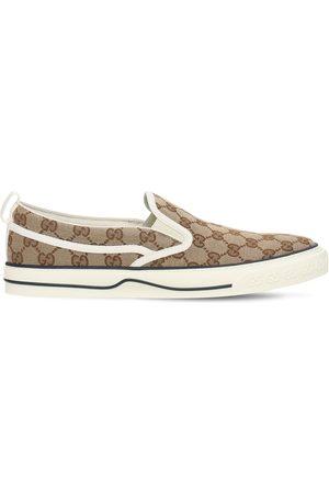 "Gucci Slip-on-sneakers ""men's Tennis 1977"""
