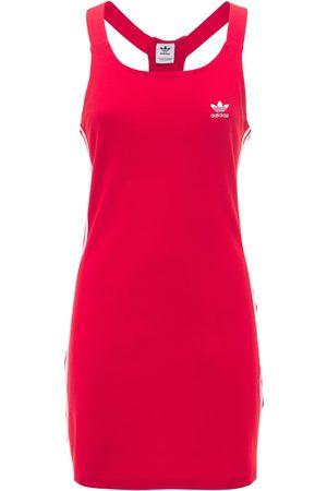 adidas Damen Kleider - Racerback-kleid