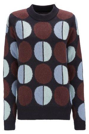 La DoubleJ Damen Strickpullover - Pullover Engadina