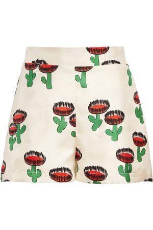 La DoubleJ Damen Shorts - Shorts Boxer