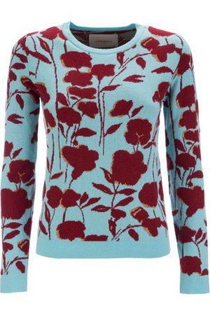 La DoubleJ Damen Strickpullover - Pullover Skinny