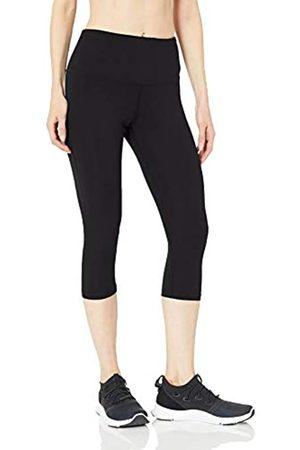 Amazon Amazon Essentials Studio Sculpt High-Rise Capri leggings-pants