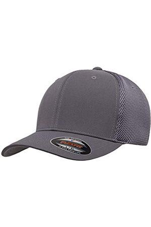 Flexfit Unisex-Erwachsene Ultrafibre Airmesh Fitted Cap Mütze
