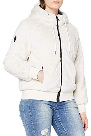 Superdry Womens Storm Premium FUR Cardigan Sweater