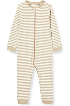 FIXONI Fixoni Unisex Baby Nightsuit with Zipper and Foot Kleinkind-Schlafanzüge
