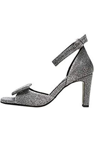 SELECTED Damen SLFMINT Glitter HIGH Sandal B Heels