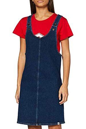 Lee Cooper Damen Retro Lässiges Kleid