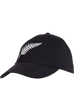 Ann Arbor New Zealand Pride   Kiwi Silver Fern Southern Cross Black Baseball Cap Dad Hat