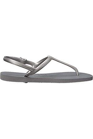 Havaianas Damen Freedom Sandalen, (Steel Grey)