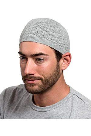 Muslim Bookmark Muslim Bookmark - Elastische Einheitsgröße, passend für die meisten hochwertigen Baumwoll-Kufi-Mützen, Skullcap
