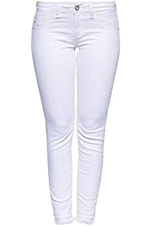 ATT ATT Jeans Damen 5 Pocket Jeans | Damenhose | Slim Fit | Wonder Stretch | Offene Saumkanten Leoni