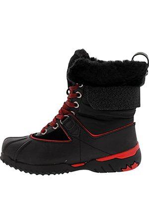 Pajar Canada Damen Krystal Black/Black/Red/Black/Grey Boot 37 M