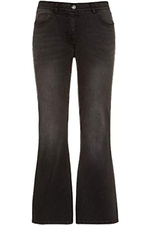STUDIO UNTOLD Studio Untold Damen Schlaghose, Denim Jeans