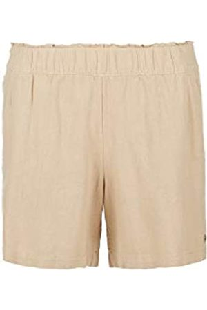 s.Oliver S.Oliver Damen Regular Fit: Leinenmix-Shorts 8402 38