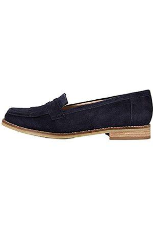 FIND Amazon-Marke: FIND Tassle Leather Slipper, (Navy)