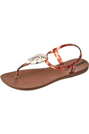 Ipanema Damen Leaf Fem Flache Sandale