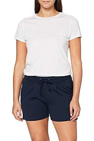 JDY Damen NEW Pretty JRS NOOS Shorts, Sky Captain