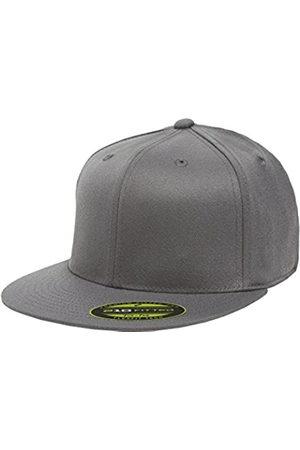 Flexfit Herren 210 Fitted Flat Bill Cap Mütze