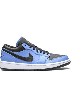 "Jordan Air 1 Low ""University Blue / Black"""