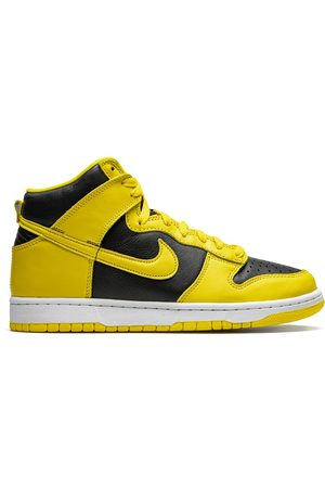 "Nike Dunk High SP ""Varsity Maize"" sneakers"