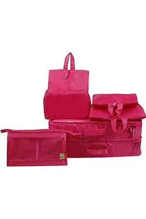 Lerben Lerben 7-teiliges Reisepackwürfel-Set, Gepäck-Organizer, Koffer