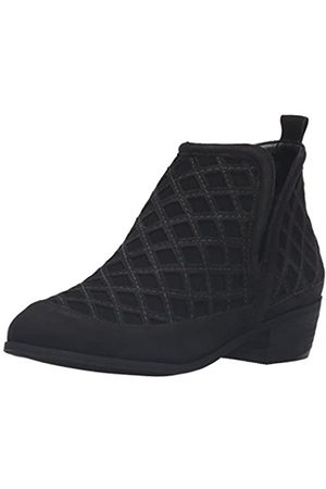 Sbicca Women's Stassie Ankle Bootie, Black