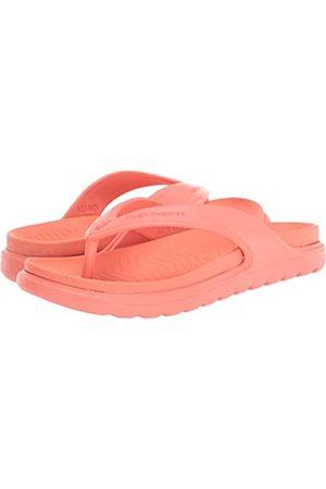 Hush Puppies Unisex-Erwachsene Bouncer Toepost Zehentrenner, Pink (Coral Coral)