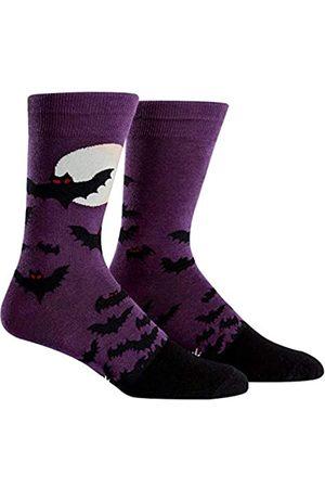 Sock It To Me Herren-Crew Socken - Batnado