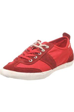 People'Swalk People's Walk Grant 0412W, Damen Sneaker, (Rouge (Red))