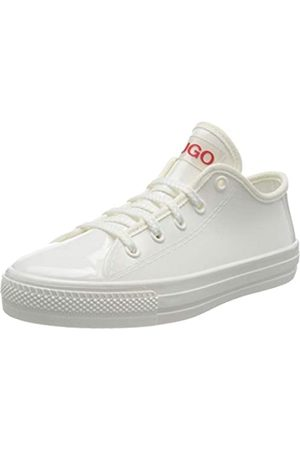 HUGO BOSS HUGO Damen Gamma LowCut-TR Sneaker, Weiß (White100)