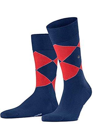 Burlington Herren Organic Argyle M SO Socken