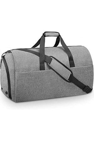 NEWHEY Kleidertaschen wandelbare Anzugtasche mit Schuhfach, wasserdicht
